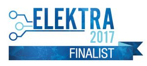 Elektra Awards 2017 finalist