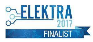 Elektra Awards 2017 finalist