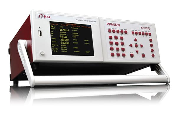 PPA5500-TE – Power Analyzer Transformer Edition – N4L