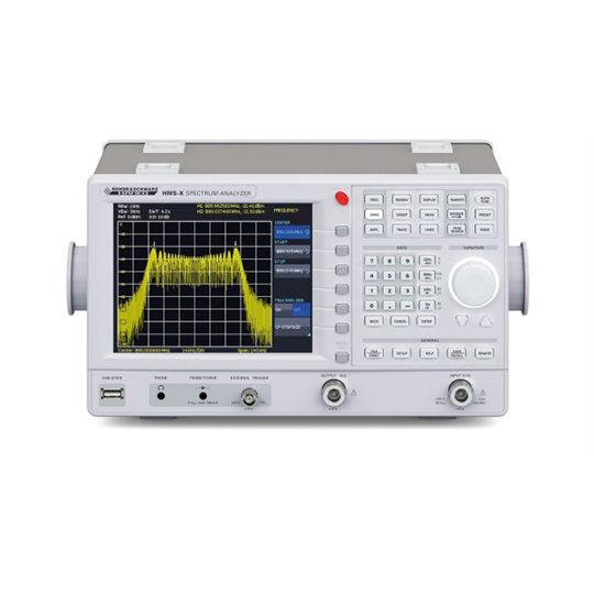 HMS-X Spectrum Analyzer - Rohde & Schwarz Hameg