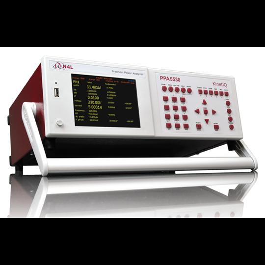 PPA5500-TE: Power Analyzer Transformer Edition - N4L