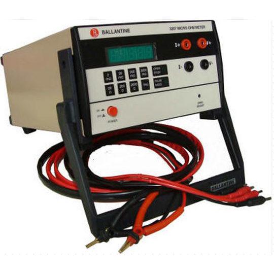 Ballantine Laboratories 3207 Digital Micro-ohm Meter