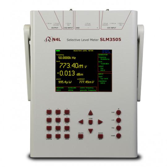 SLM3505 Selective Level Meter - N4L