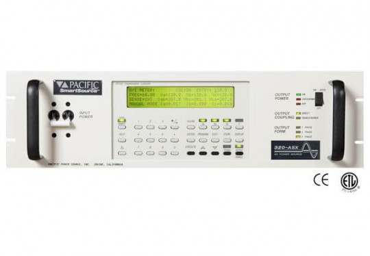 Pacific Power Source - ASX Series Programmable AC Power Source