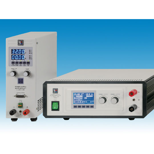 PS 8000 DT Series DC power supply
