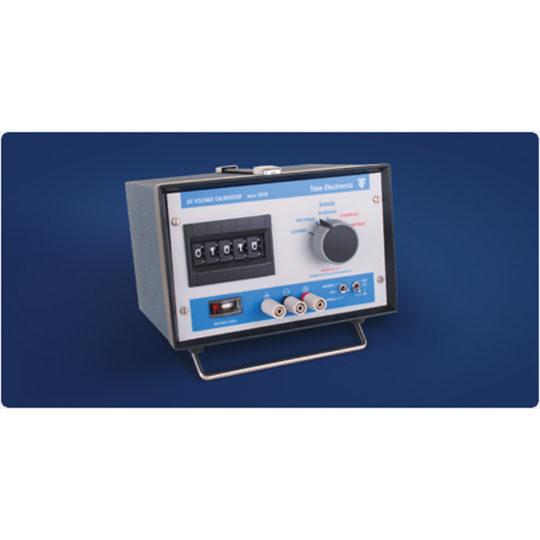 1010 DC Voltage Calibrator - Time Electronics