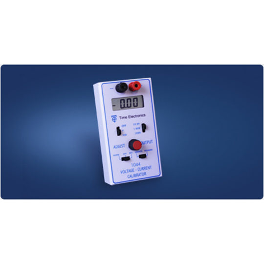 1044 Voltage and Current Calibrator - Time Electronics