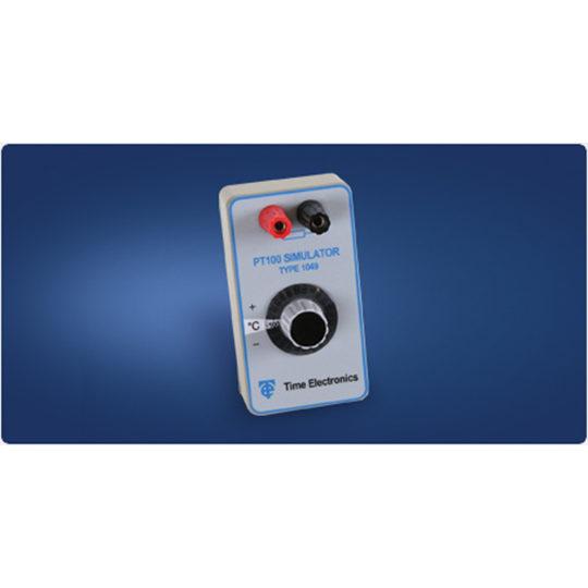 1049 - PT100 Simulator