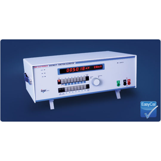 5018 Programmable DC/AC V/I Calibrator - Time Electronics