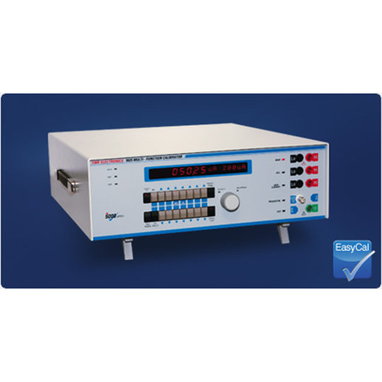 5025C 5025E Multifunction Calibrator - Time Electronics
