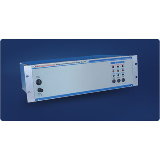 5033 3 Channel DC Power Source - Time Electronics
