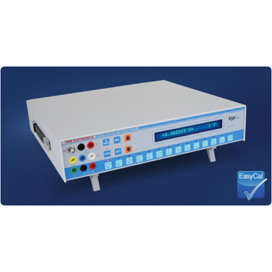 5075 7.5 Digit MultiMeter - Time Electronics