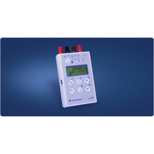 7005 Voltage, Current, Loop Calibrator - Time Electronics