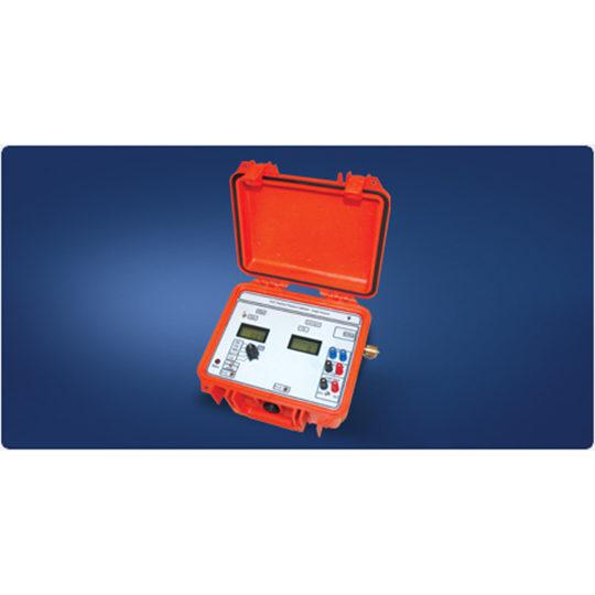 7010 Single Channel Pressure Calibrator - Time Electronics