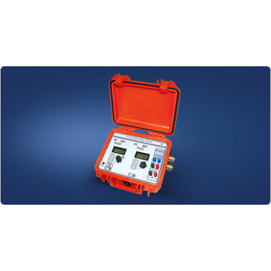 7015 Dual Channel Pressure Calibrator - Time Electronics