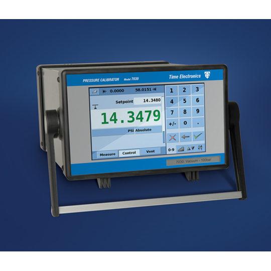 7030 Automatic Pressure Calibrator