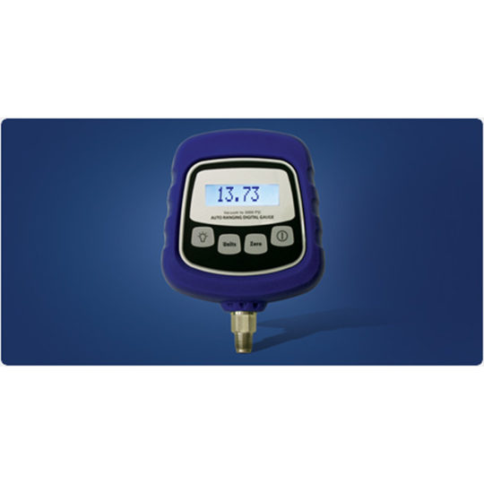 7078 Auto-Ranging Digital Pressure Gauge - Time Electronics