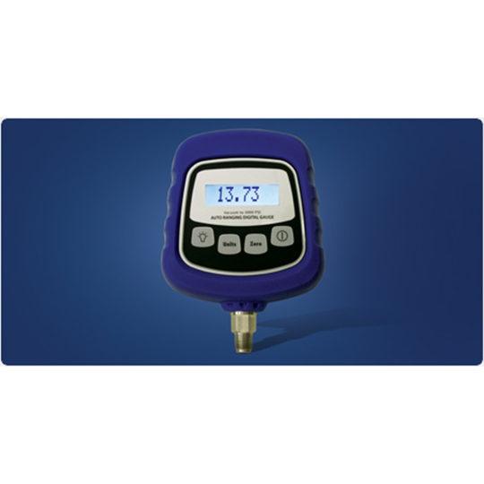 7078 Auto-Ranging Digital Pressure Gauge - Time Electronics