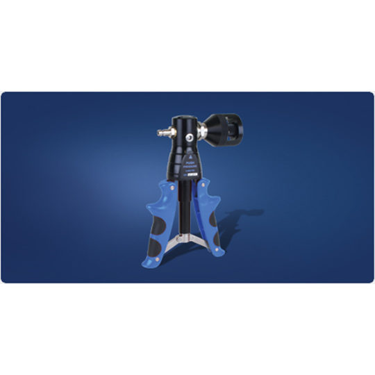 7090 Handheld Pneumatic Pressure Calibration Pump - Time Electronics