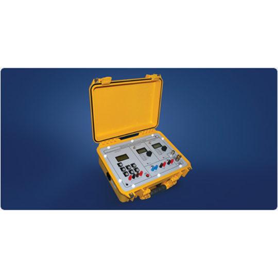 7093 Precision Loop and Dual Pressure Calibrator - Time Electronics