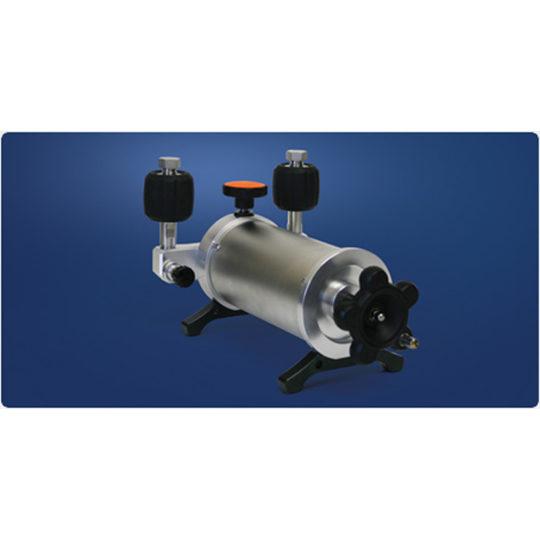 7190 Benchtop Micro-Pressure Calibration Pump - Time Electronics