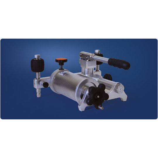 7191 Benchtop Micro-Pressure Calibration Pump - Time Electronics