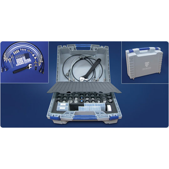 7198 Pressure Calibration Accessories Kit - Time Electronics