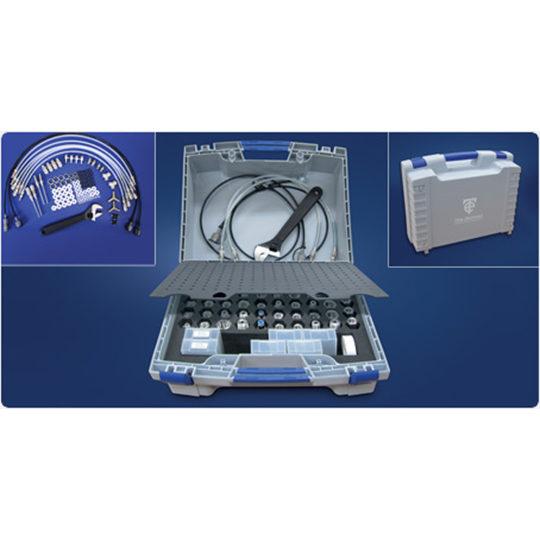 7198 Pressure Calibration Accessories Kit - Time Electronics