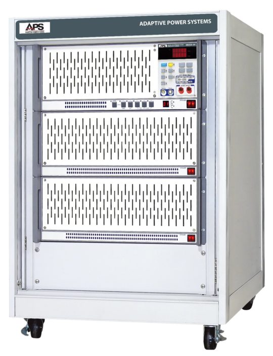 3B Series: PROGRAMMABLE AC & DC LOADS small