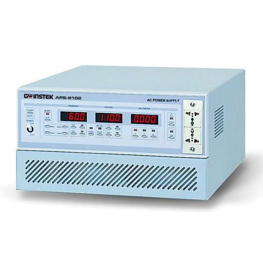 APS-9000 Series - GW Instek power supply