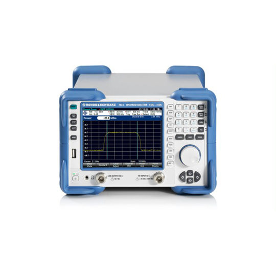 FSC Spectrum Analyser - Rohde & Schwarz Hameg 2