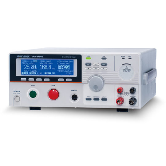 GCT-9040: AC Ground Bond Tester - GW Instek 1
