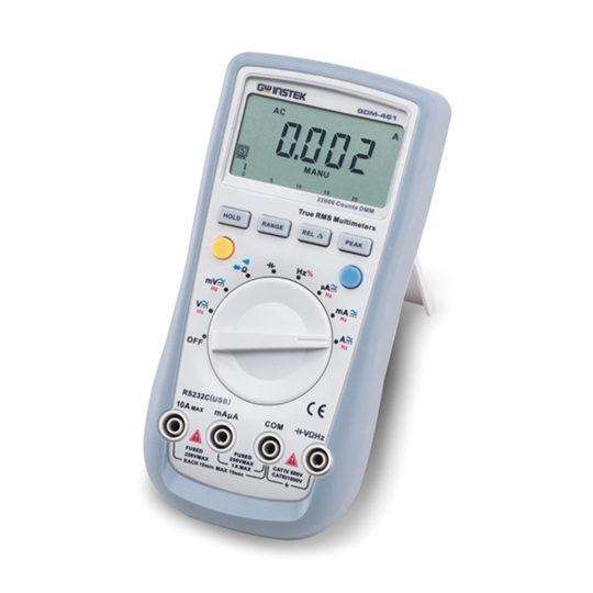 GDM-400 & GDM-300 - GW Instek Digital MultiMeter