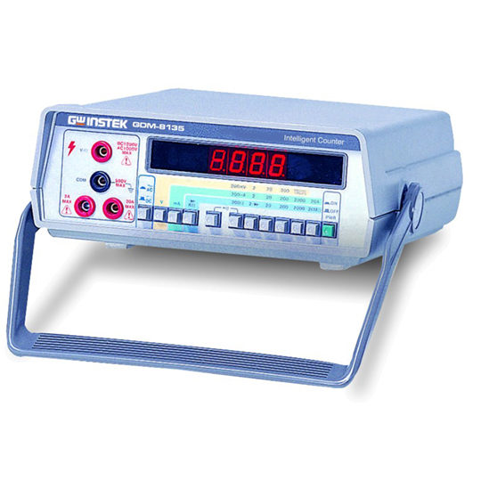 gw instek gdm-8135 digital multimeter 2