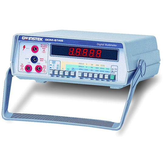 gw instek gdm-8145 digital multimeter