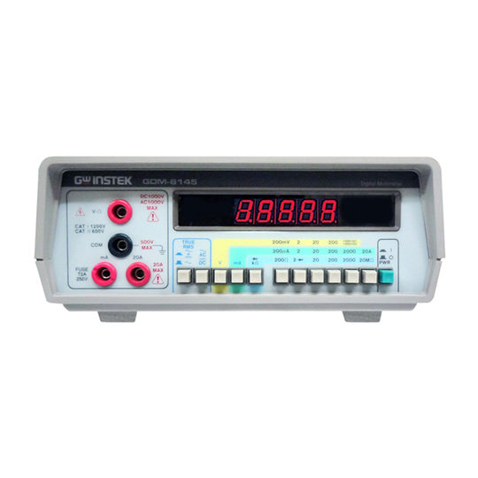 GDM-8145 - GW Instek Digital MultiMeter