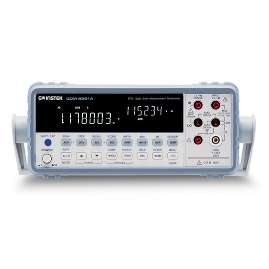 GDM-8261A - GW Instek Digital Multimeter
