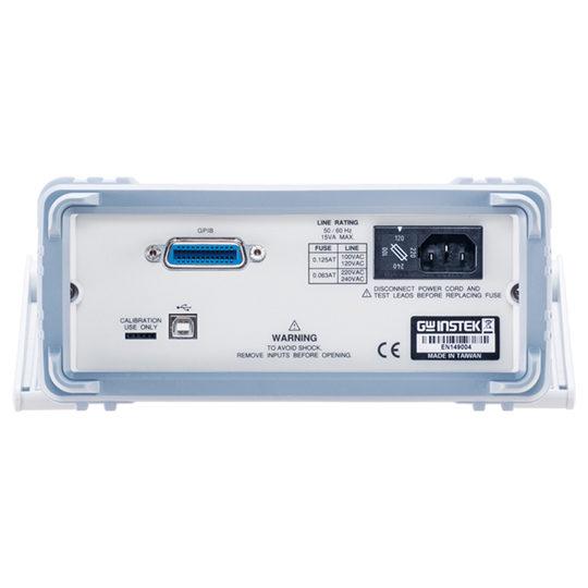 GDM-8342 & GDM-8341 - GW Instek MultiMeter back