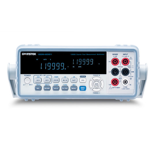 GDM-8351 Digit Dual Measurement Multimeter front