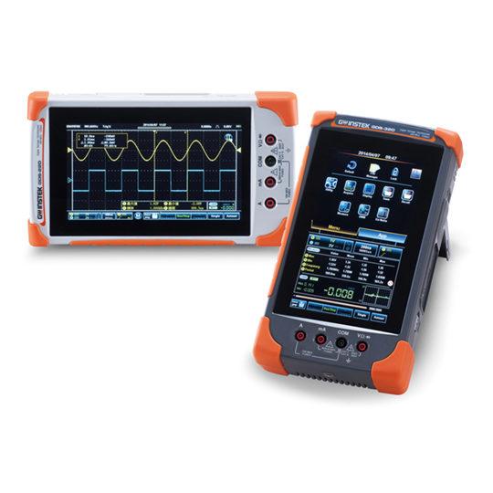 GDS-300/200 Series - GW Instek Oscilloscope 2