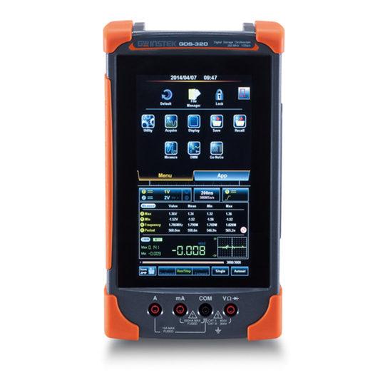 GDS-300/200 Series - GW Instek Oscilloscope