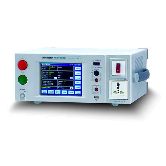 GLC-9000 - GW Instek