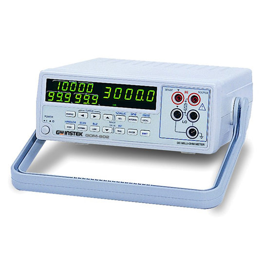 D.C. Milli-Ohm Meter. GOM-802