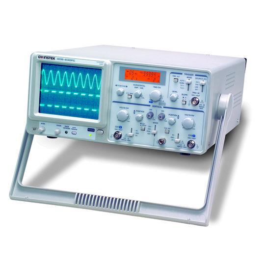 GOS-630FC - GW Instek Analog Oscilloscope