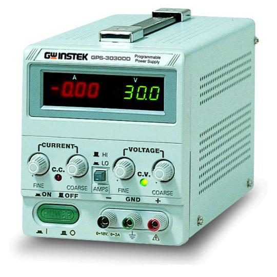 GPS 303000 Series - GW Instek