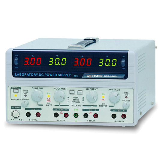 GPS-x303 Series - GW Instek laboratory DC power supply