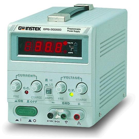 GPS 30300 Series - GW Instek