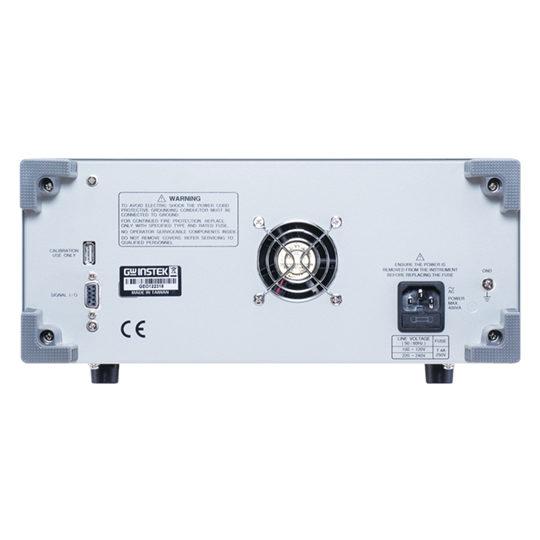 GPT-9600 Series: Safety Testers - GW Instek back