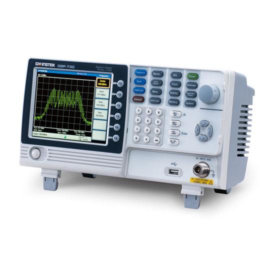 GW Instek GSP-730 3 GHz Spectrum Analyzer