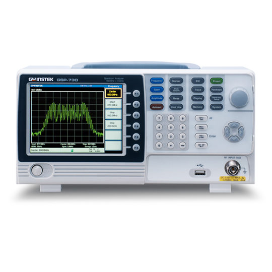 GW Instek GSP-7304 Spectrum Analyzer
